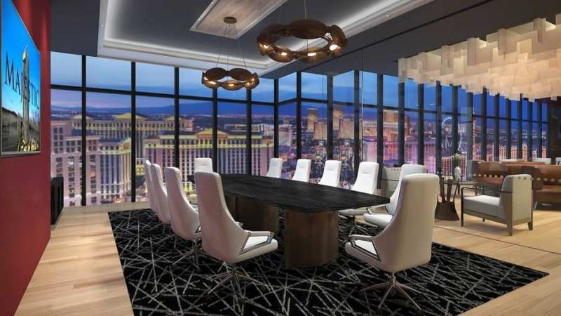 SkySuite Majestic Las Vegas