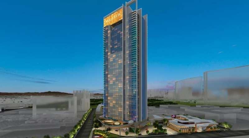 Exterior Majestic Las Vegas