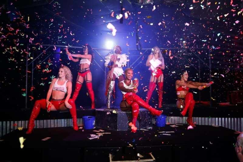 Cherry Boom Boom Grand Opening