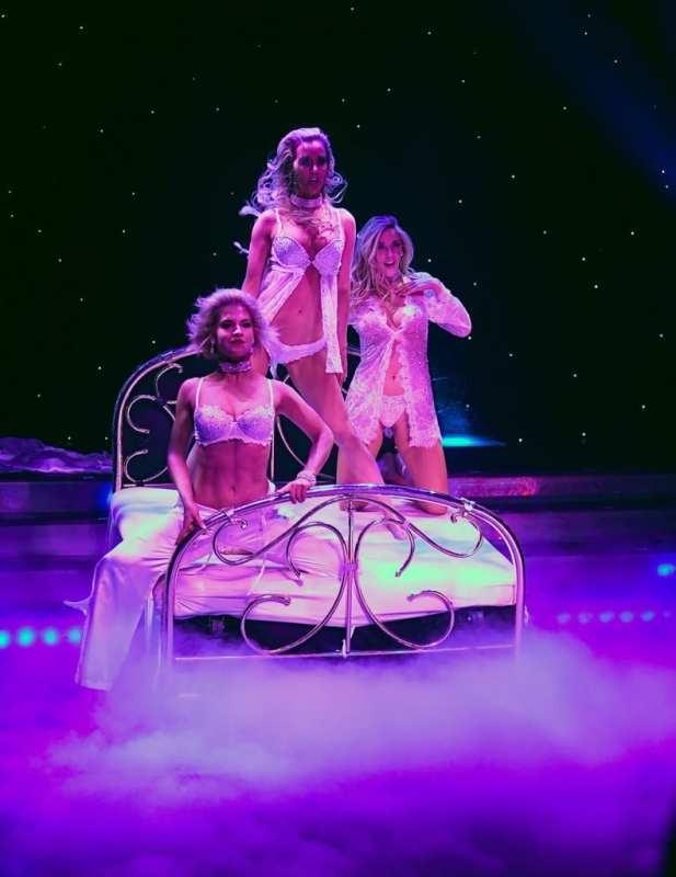 Abby, Mariah, and Soolin
