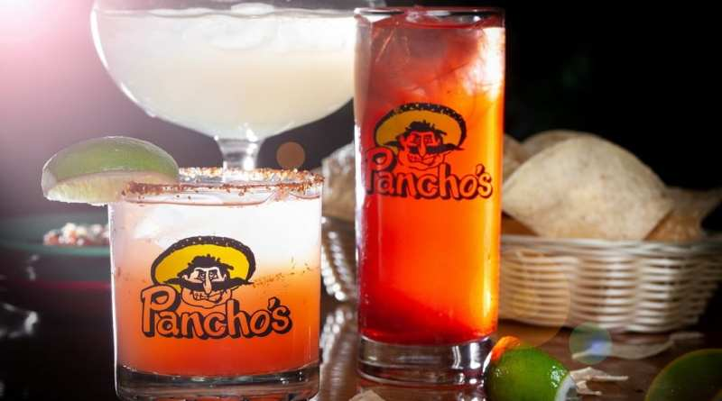 Happy Hour Drinks at Panchos Mexican Restaurant