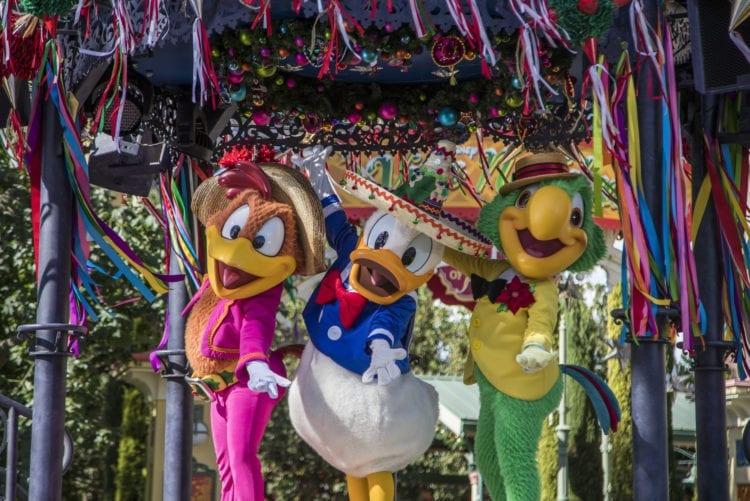 """Holidays at Disneyland Resort - """"Disney ¡Viva Navidad! Street Party"""" at Disney California Adventure Park"""