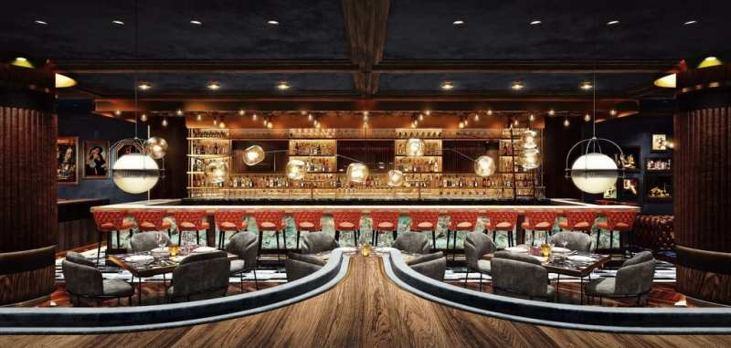 Barry's Downtown Prime at Circa Resort & Casino