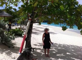...to beach chic