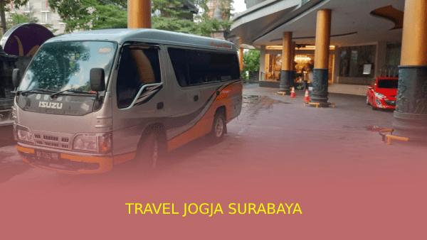Travel Jogja Malang Berangkat Siang