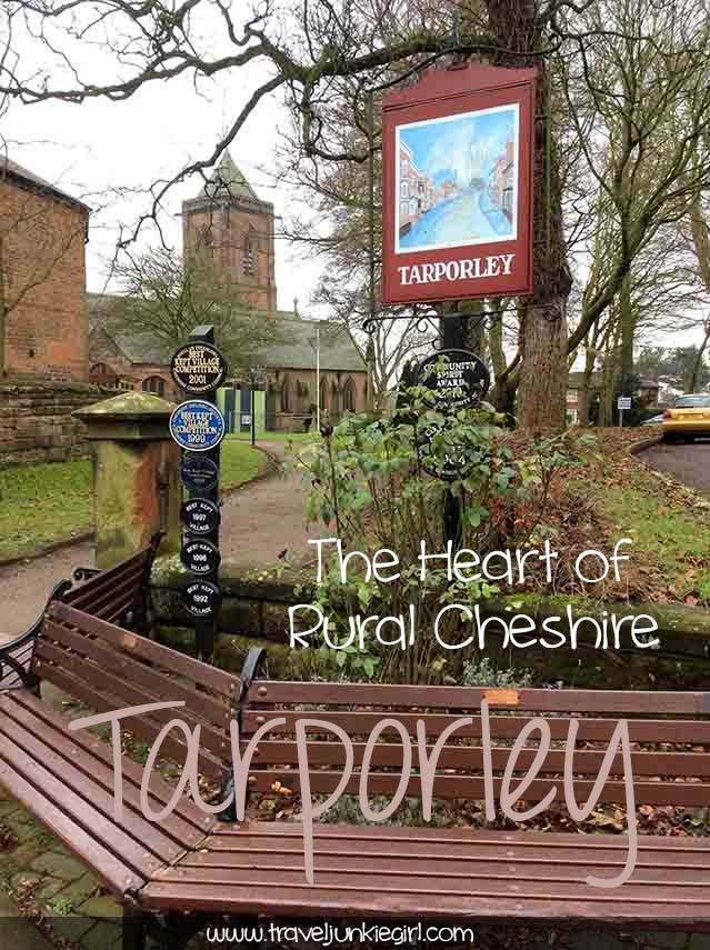 Tarporley: The Heart of Rural Cheshire; from a travel blog by www.traveljunkiegirl.com