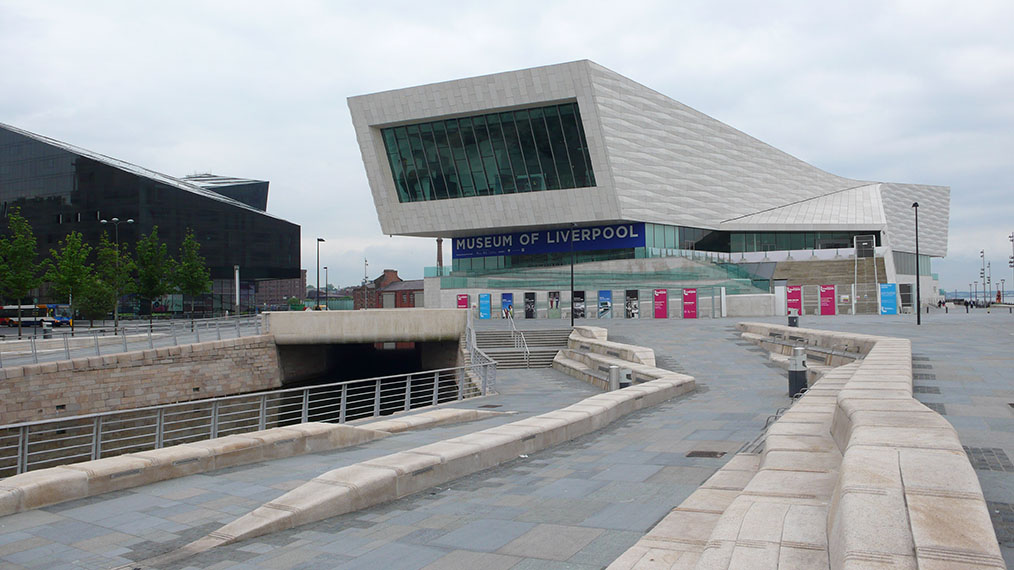 The Museum of Liverpool, England; from a travel blog by www.traveljunkiegirl.com