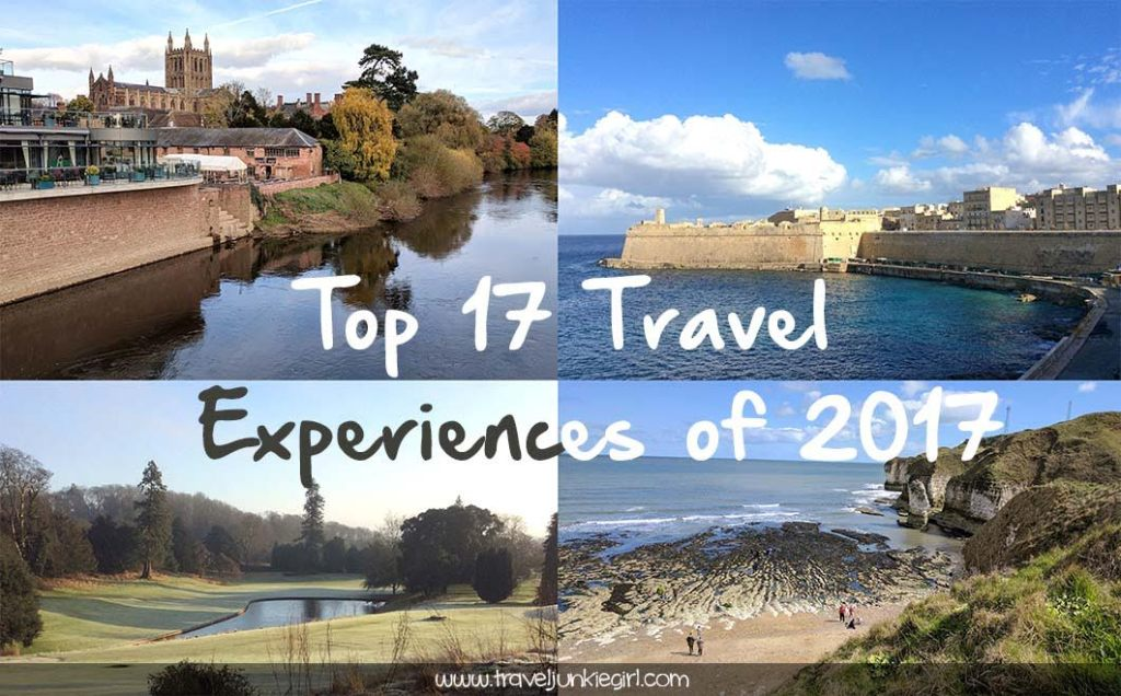 Top 17 Travel Experiences of 2017, from a travel blog by www.traveljunkiegirl.com