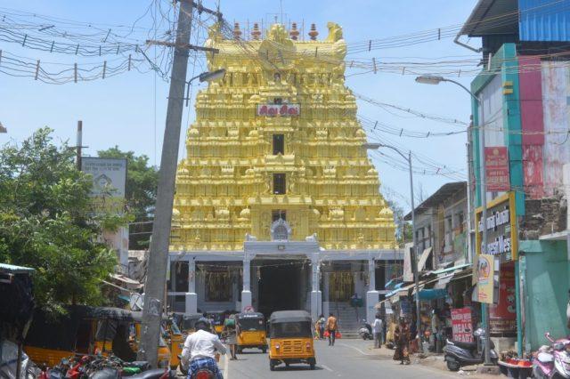 श्री रामनाथस्वामी मंदिर, रामेश्वरम