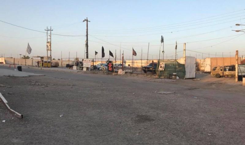 यह सड़क मौसूल को जाती है...62 किलोमीटर की दूरी पर बसा मौसूल अभी भी आईएसआईएस आतंकवादियों से पूरी तरह ख़ाली नहीं हुआ है।