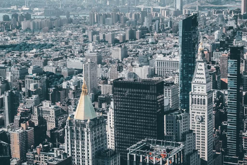 Skyline new-york