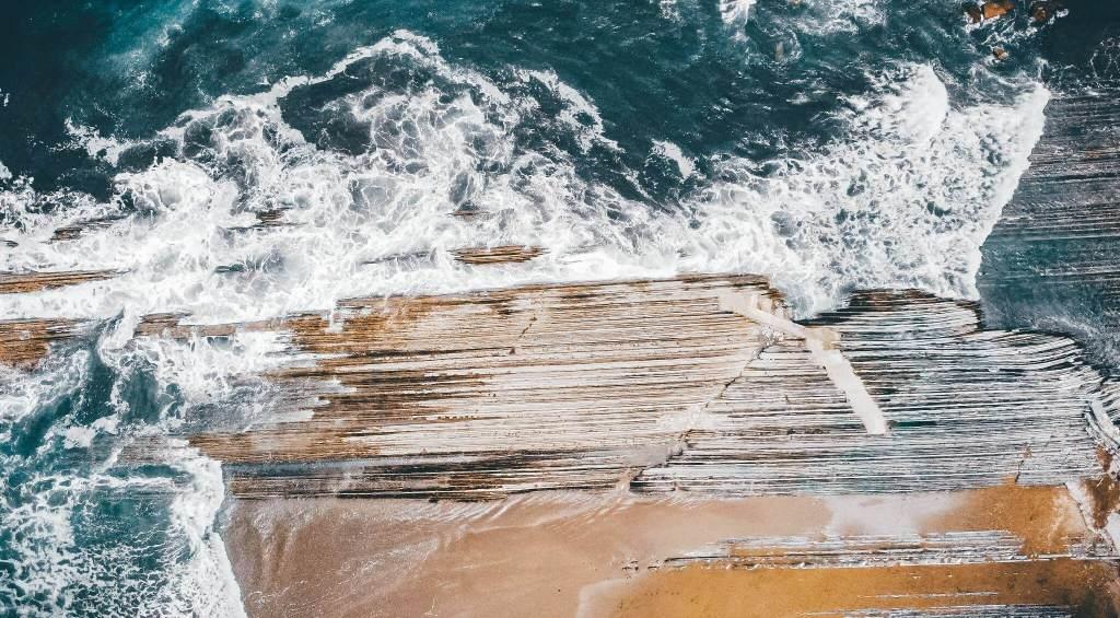 falaises zumaia