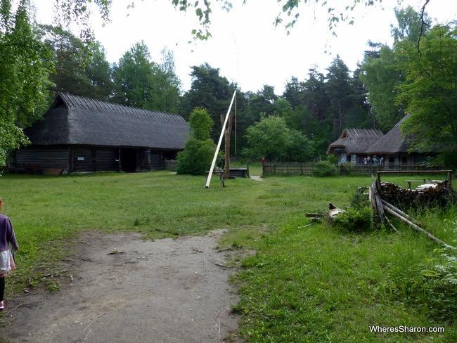 المتحف الاستوني المفتوح