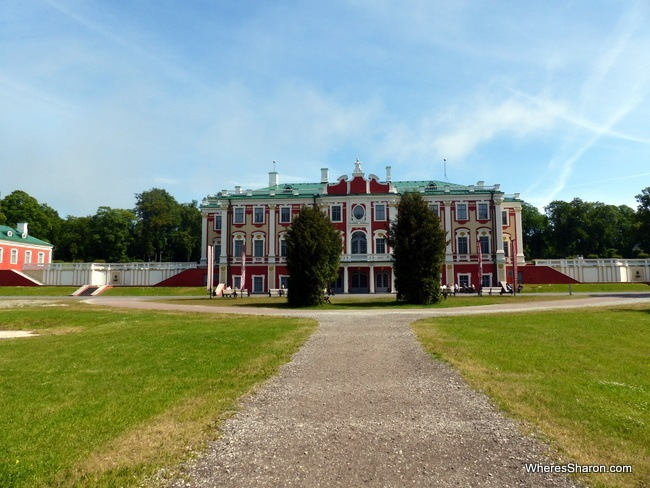 قصر Kadriorg Palace