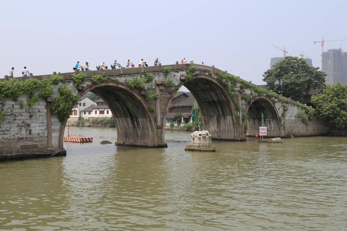 جسر غونغشن في هانغتشو