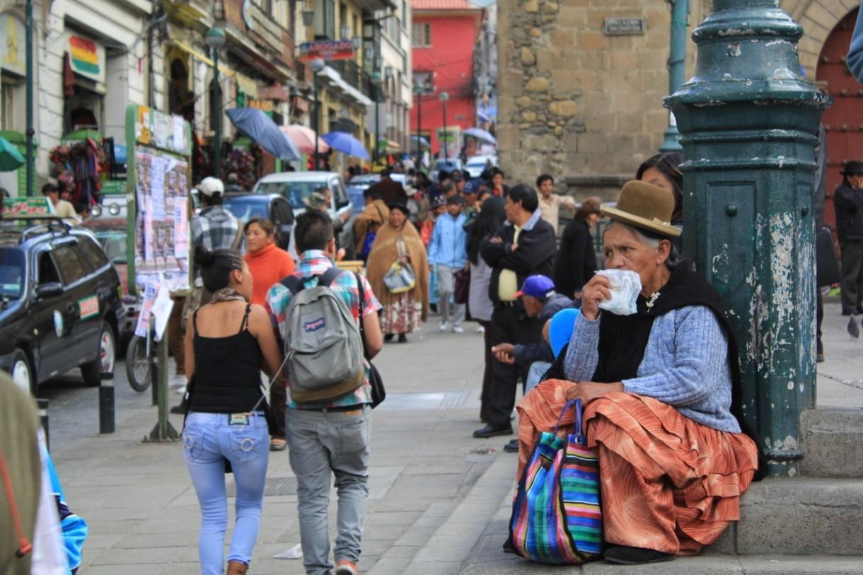 لاباز في بوليفيا