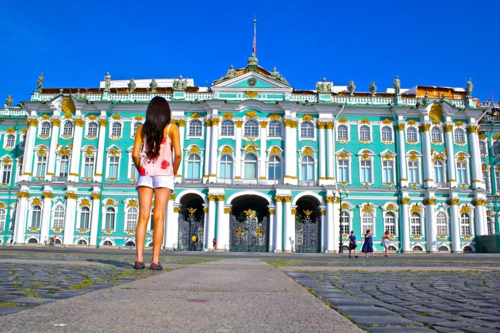 مدينة سانت بطرسبرغ في روسا مدن يجب زيارتها