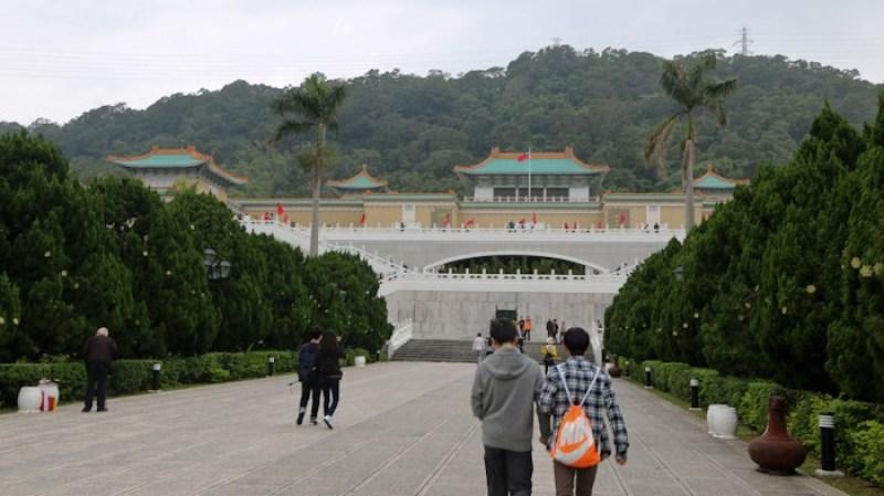 متحف القصر الوطني تايبيه