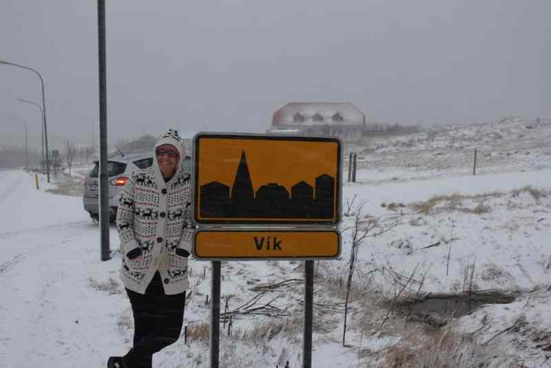 قيادة السيارة في آيسلندا