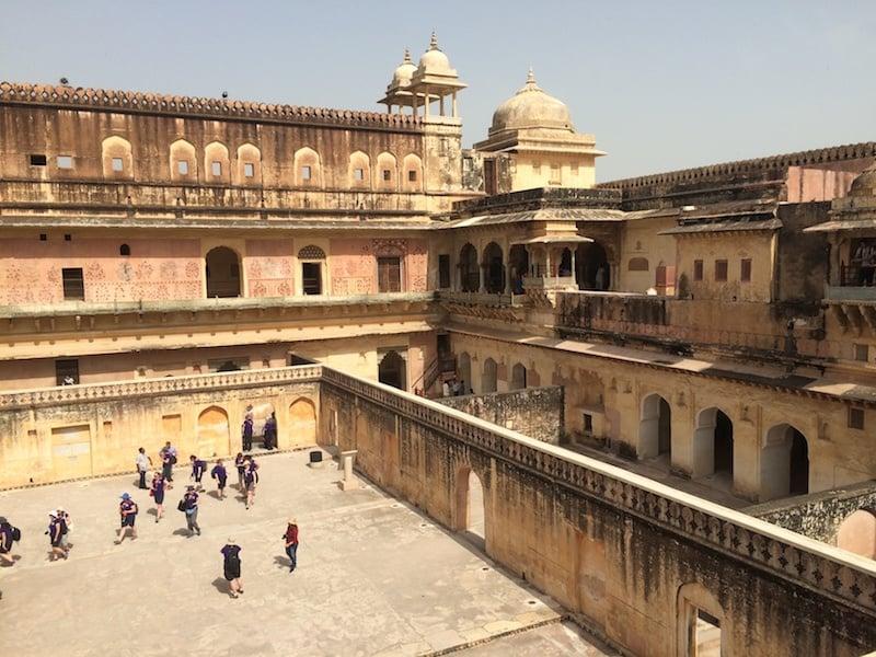 حصن امبر في الهند