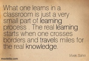 Quotation-Vivek-Sahni-travel-knowledge-learning-Meetville-Quotes-280138