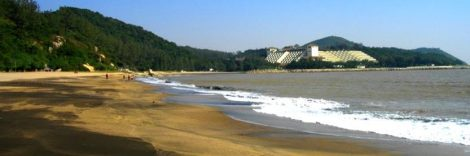Beaches in Macau