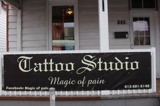 chinatown tattoo