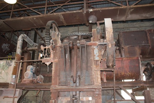 brickworks machine