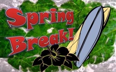 Banner Image: Spring Break