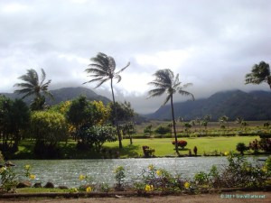 Maui Tropical Plantation and West Maui Mountains