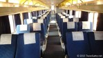 Amtrak Superliner Upper Deck Seating