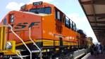 BNSF Locomotive
