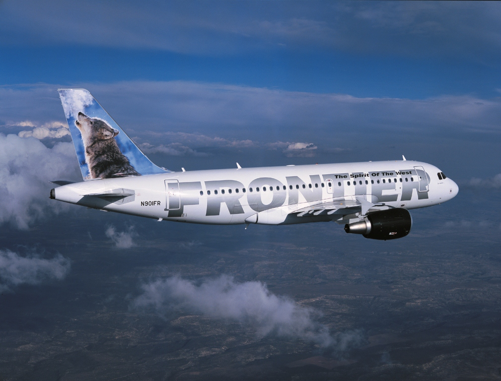 Frontier Aircraft Photo