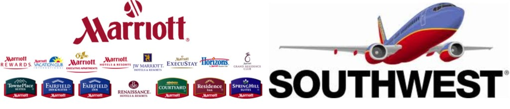 Marriot + Southwest Logos