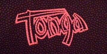 Tonga Room menu logo