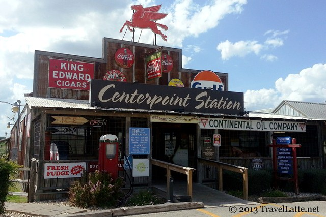 Review: Centerpoint Station, San Marcos, Texas