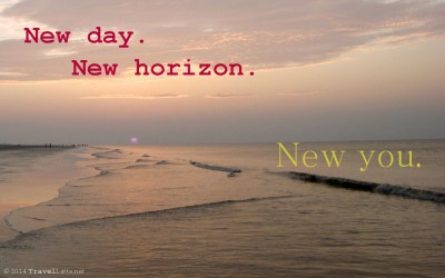 Motivational Image - New day New you