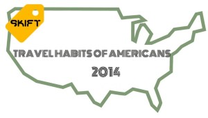 Skift Travel Habits of Americans 2014 logo