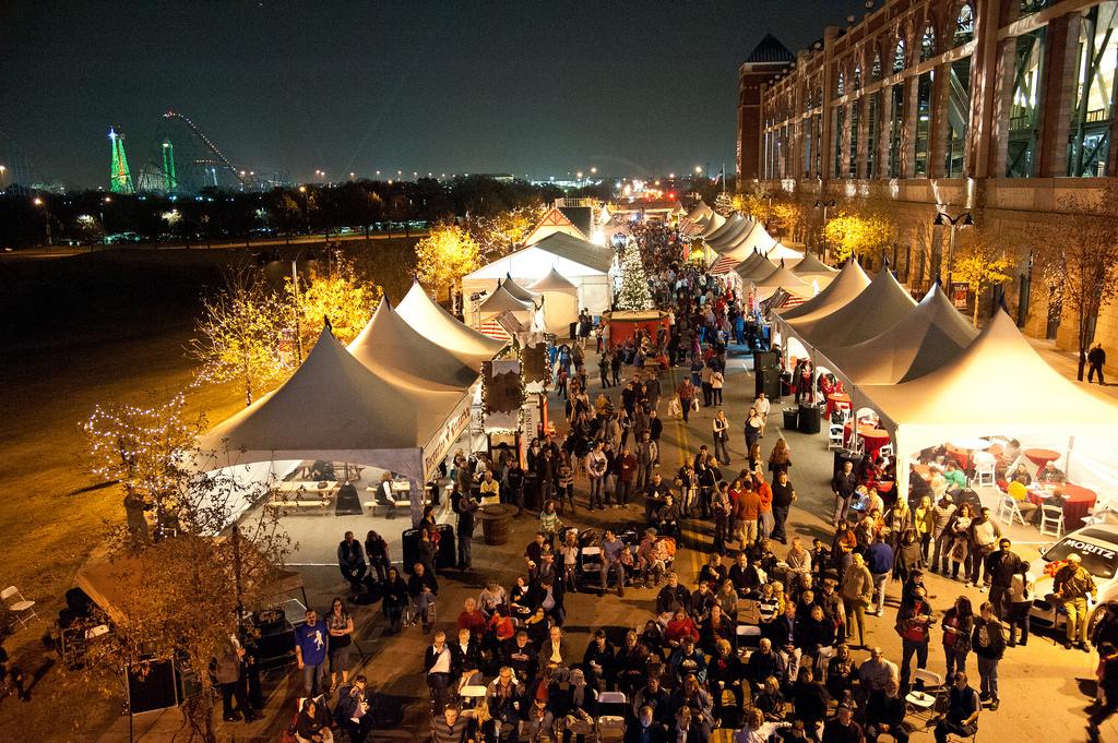 An American Christkindl: Texas Christkindl Market via @TravelLatte.net