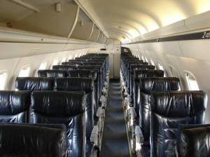 Photo of American Airlines ERJ 145 cabin