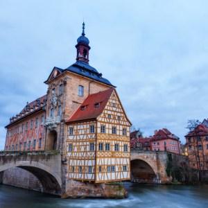 Photo: Bamberg Old City Hall