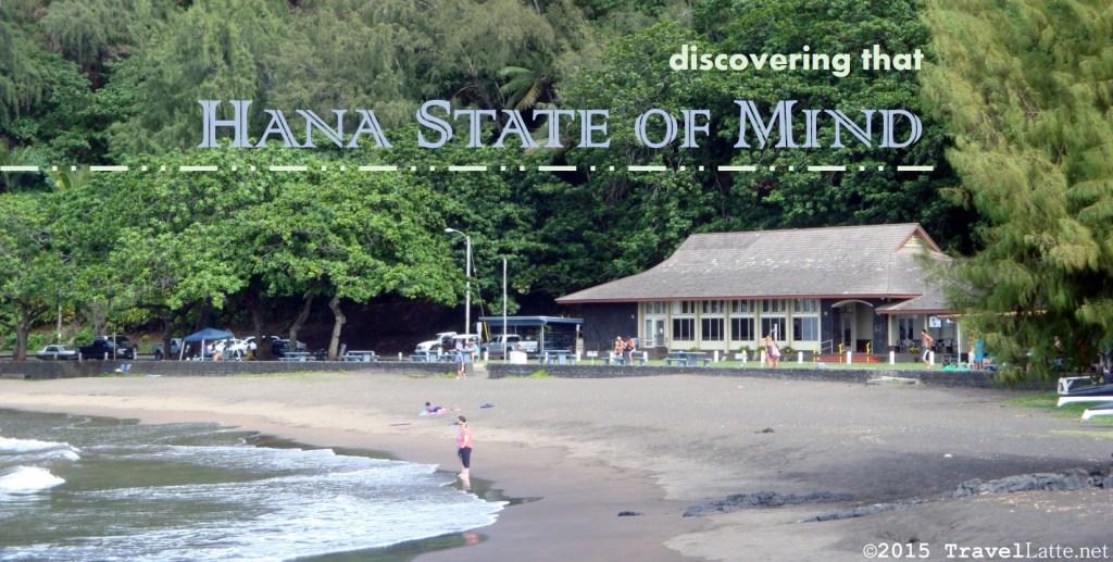 Photo: Hana State of Mind banner