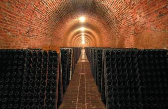 Photo: Champagne Cellars of Ay France