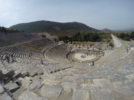 Photo: Great Theatre of Ephesus