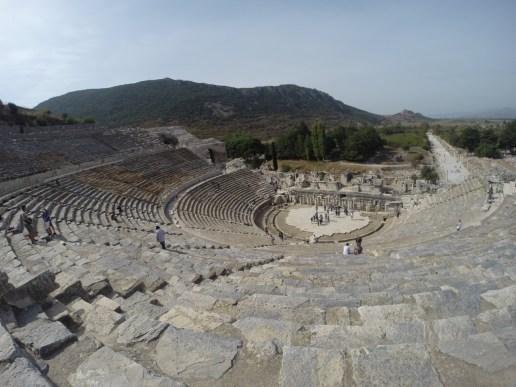 Photo: Great Theatre of Ephesus