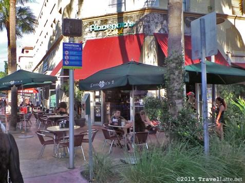 Exploring Iconic Miami Beach Destinations - Finnegan's Road on Lincoln Road