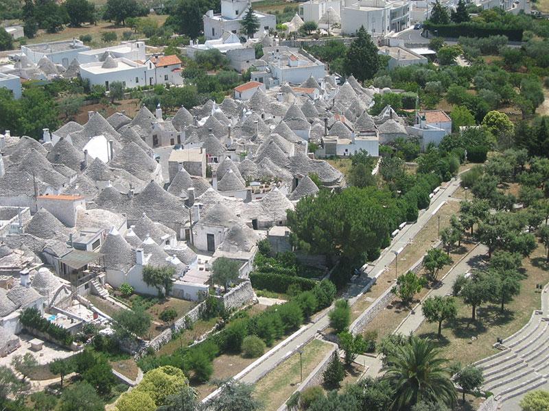 Travel To Do: UNESCO World Heritage site Alberobello