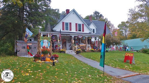 Flossie's Country Store in Jackson NH