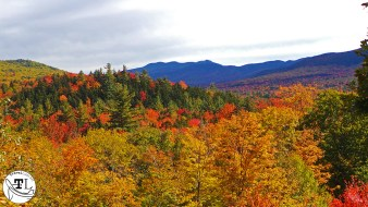 Sugar Hill Scenic View on the Kancamagus Highway