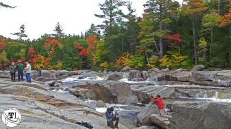 Kancamagus Hwy - Lower Falls Scenic Area (2)